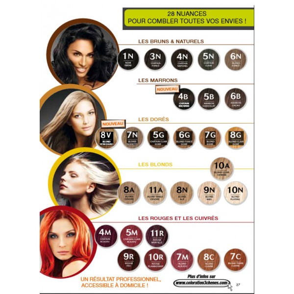 sante verte nature care permanent hair colour light golden chestnut - Coloration Nature Et Soin