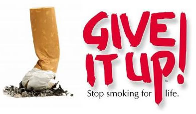 quit smoking now