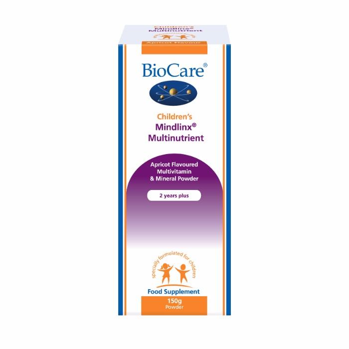 Biocare Children's Mindlinx Multinutrient 150g ON OFFER: Best Before end Dec 19