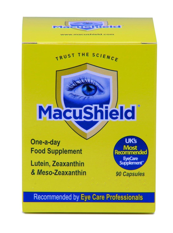 MacuShield, 90 Capsules