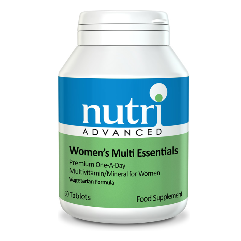 Nutri Advanced, Multi Essential Womens 60 tablets