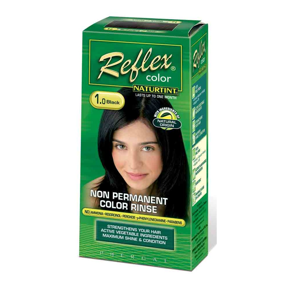 Non Permanent Hair Color Without Peroxide Or Ammonia Best Hair