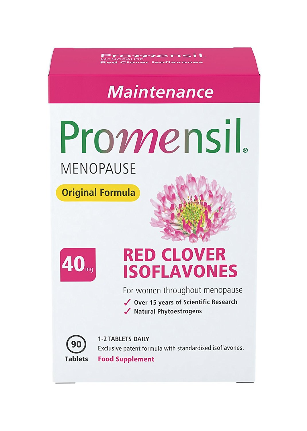 Red clover and menopause